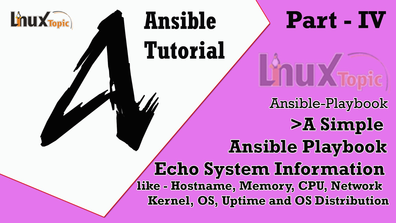 Ansible Playbook for Get Hosts Information   Ansible