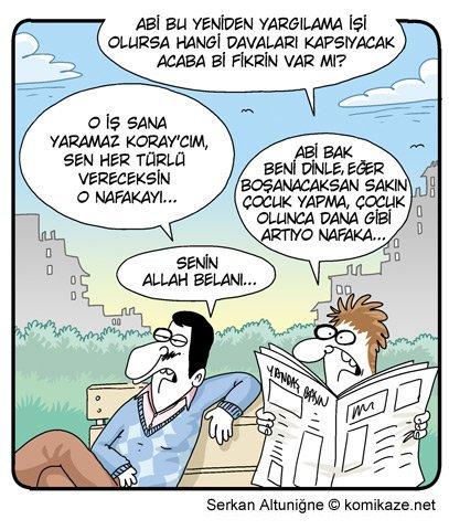 nafaka karikatürü