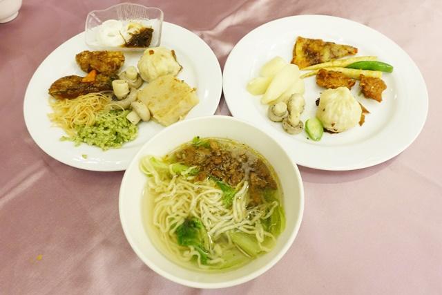 春天素食(台北大安店)~台北大安區素食吃到飽