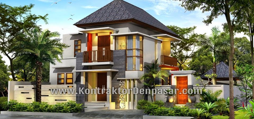 Desain Rumah Minimalis 2 Lantai Luas Tanah 300M2 Foto