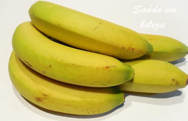 benefícios da banana na saúde