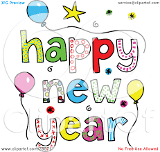 gambar kata selamat tahun baru