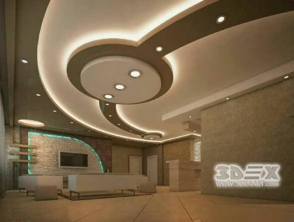 New POP false ceiling designs 2019, POP roof design for ...