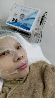 Terapi OxyHydra di DR M.A.D Wellness