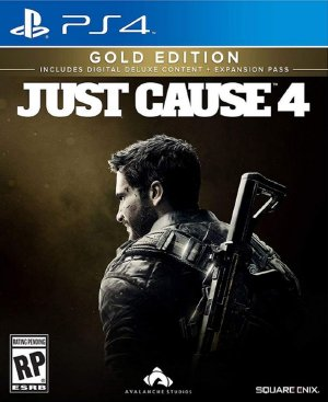 Just Cause 4 Gold Edition Arabic