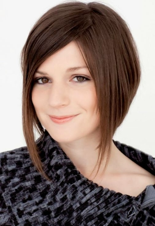 Pleasing Latest Short Hair Styles For Girls From The Spring Collection 2014 Hairstyles For Women Draintrainus