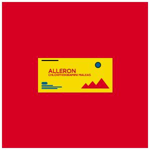 Alleron Kaplet : Chlorpheniramini Maleas (Anti Alergi)