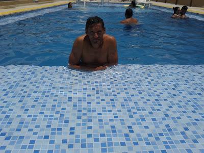 piscina do hotel Aram Ponta Negra-RN
