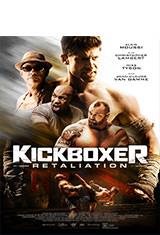 Kickboxer: Contrataque (2018) BDRip 1080p Latino AC3 2.0 / Español Castellano AC3 5.1 / ingles DTS 5.1