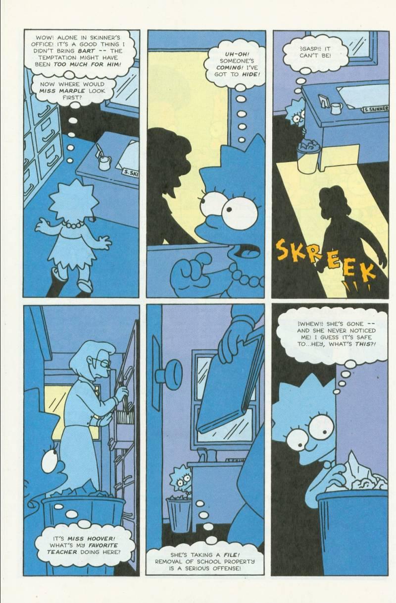 Read online Simpsons Comics comic -  Issue #3 - 15