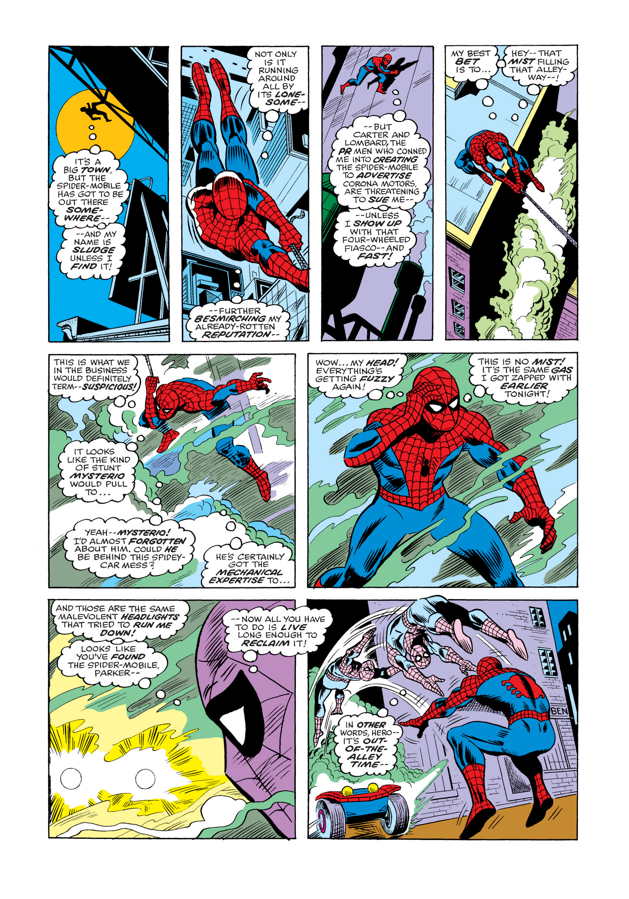 The Amazing Spider-Man (1963) 160 Page 10
