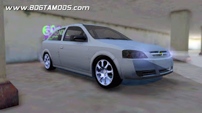 GTA SA - Chevrolet astra hatch 2 portas 2010 1