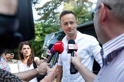 Szijjártó Péter, Jean Asselborn, Magyarország, Európai Unió, bevándorlás, kvótareferendum,