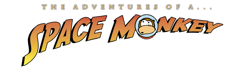The Adventures of a Space Monkey