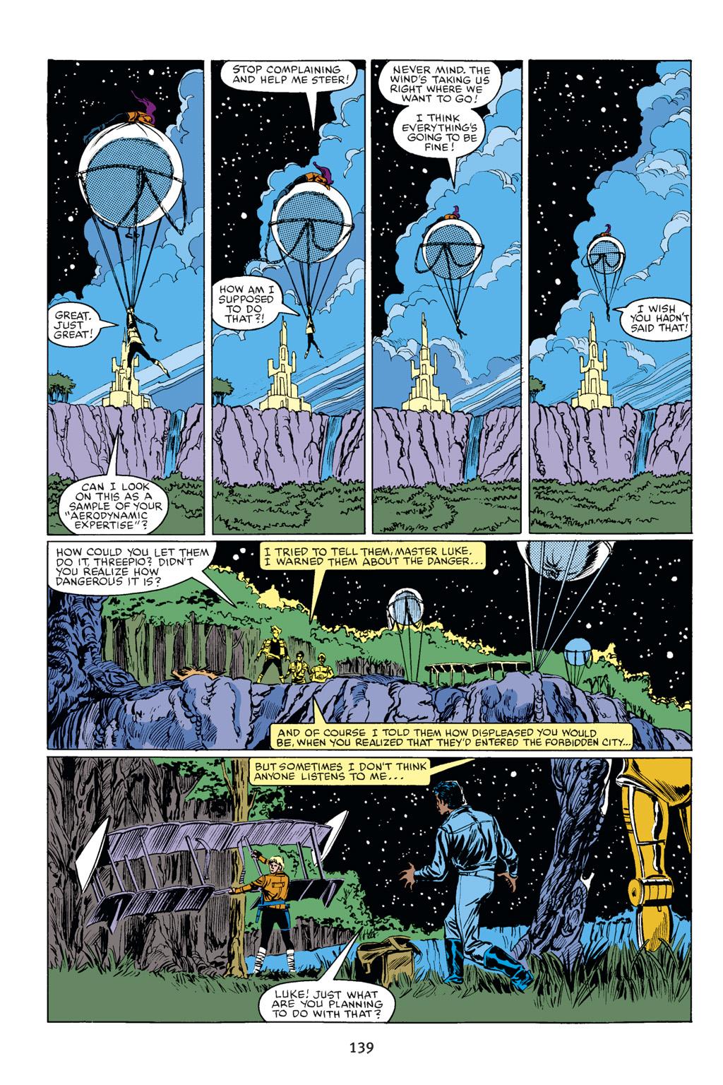 Read online Star Wars Omnibus comic -  Issue # Vol. 18 - 129