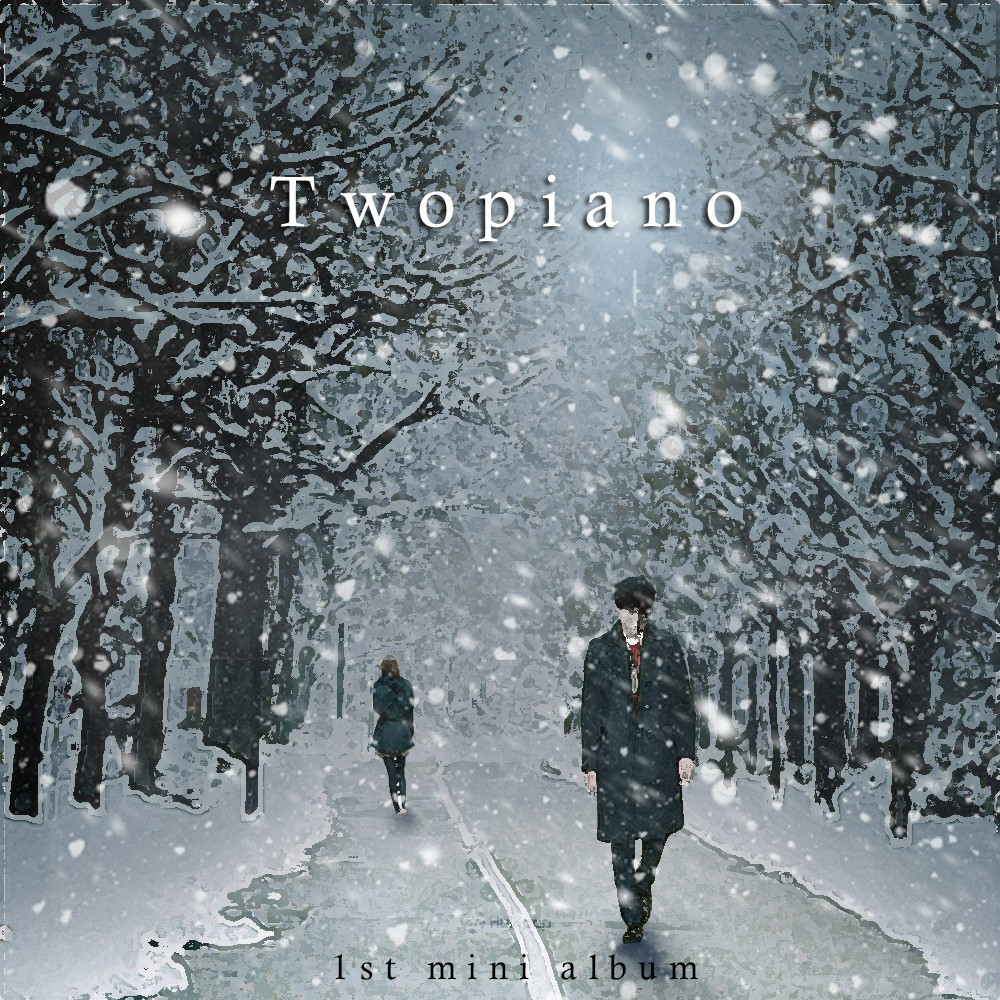[EP] Two Piano – 1st Mini Album
