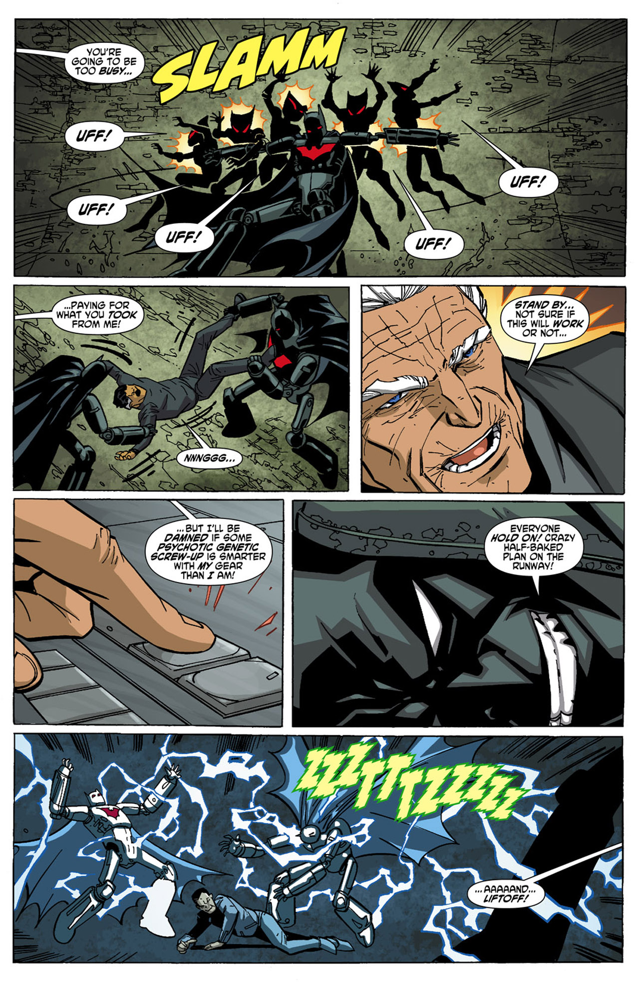 Batman Beyond (2010) Issue #6 #6 - English 17
