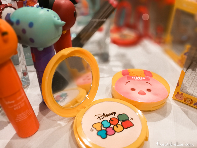 Disney Tsum Tsum x Cathy Doll CC Powder Pact SPF40 PA+++