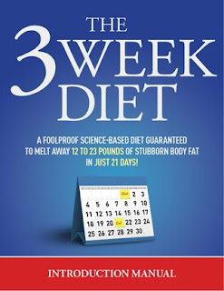 3 Week Diet And Workout Plan