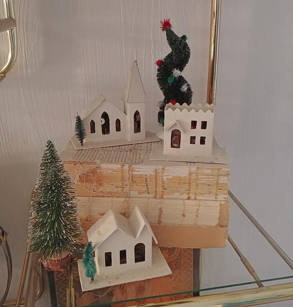 putz house vingette