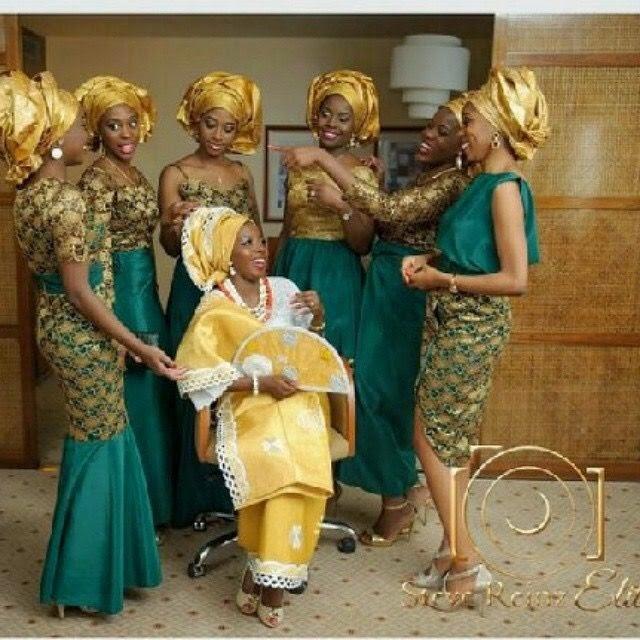 Aso Ebi Nigeria