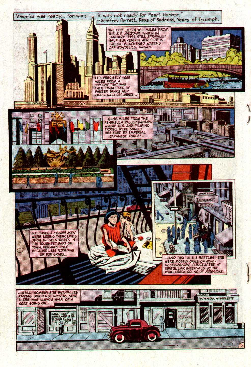 Read online Secret Origins (1986) comic -  Issue #19 - 23