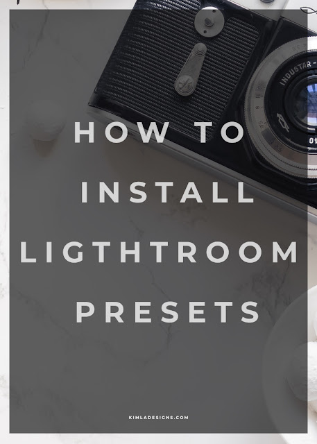 New Collection of Presets for Lightroom and ACR is here