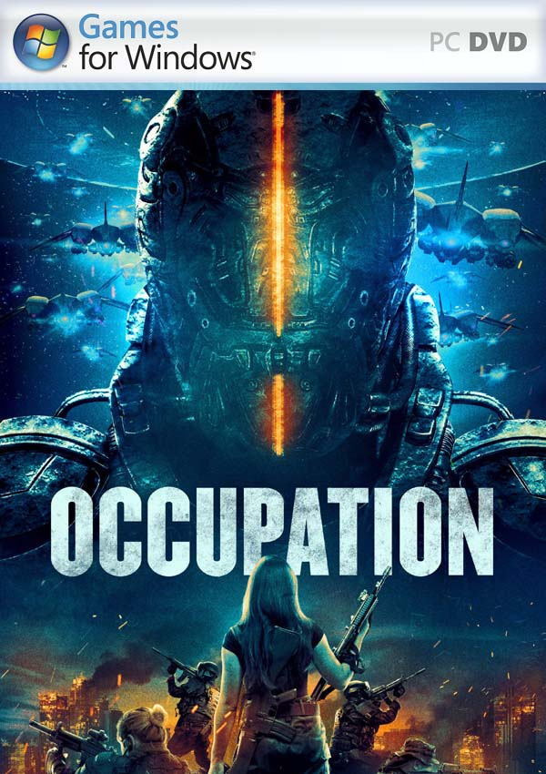 The Occupation PC Cover