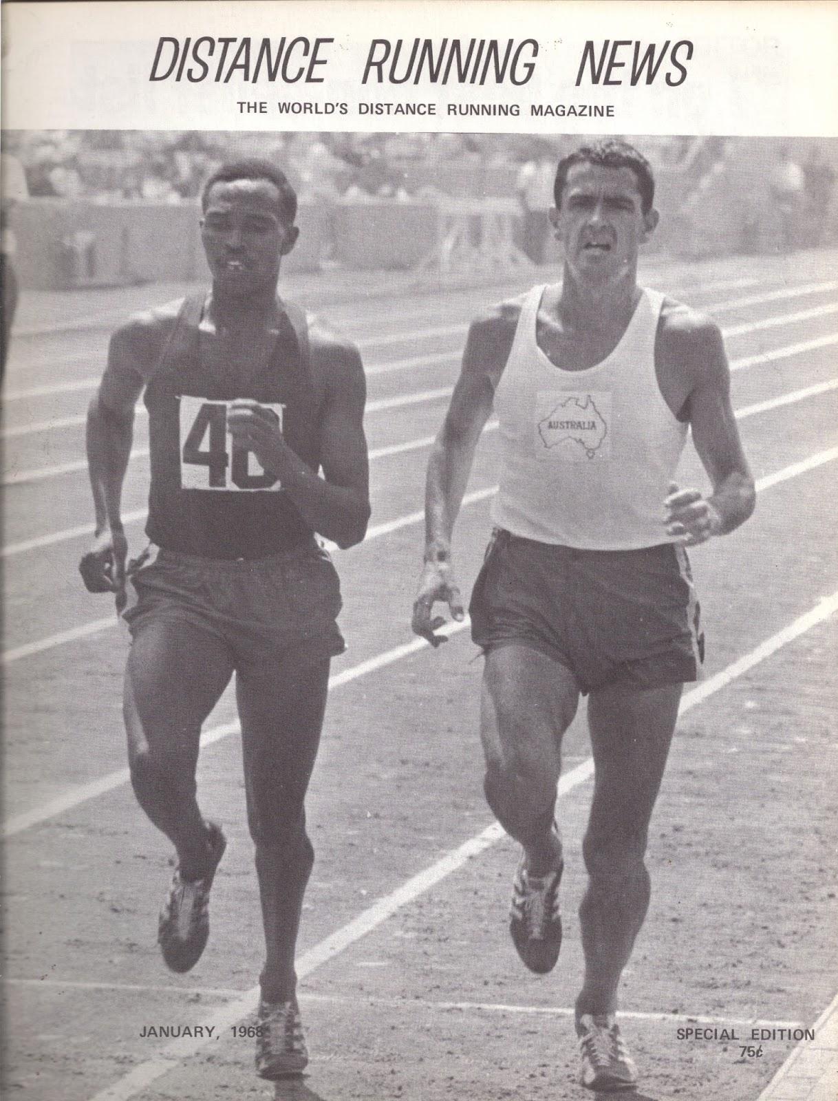 7d2c39c61ac Runner s World   Distance Runnng News January 1968