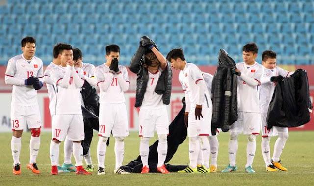 Tin mới nhất U23 Việt Nam 25/1: Thời tiết khắc nghiệt đấu Uzbekistan 2