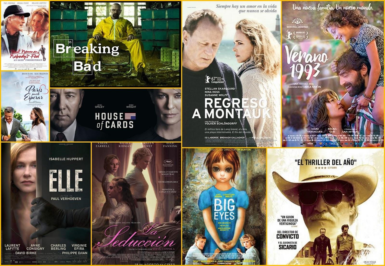 El blog de Juan Carlos: Un caluroso verano de Cine... y Televisión