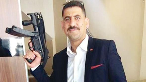 Silahlı paylaşım yapan AK Parti üyesiyle ilgili yeni gelişme