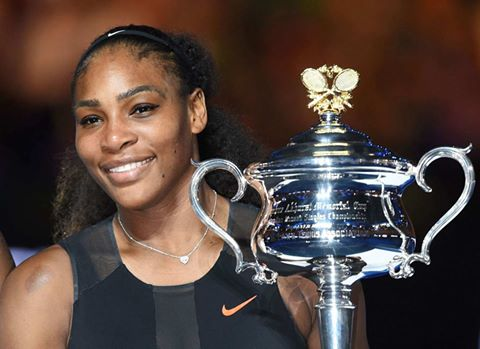 Good News: Tennis star Serena Williams expecting first baby!