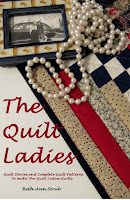 The Quilt Ladies quilt stories and quilt patterns