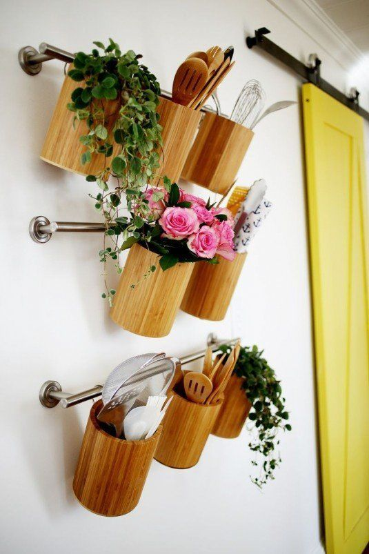 17 Creative Ideas Of How to Organize Your Kitchen Utensils