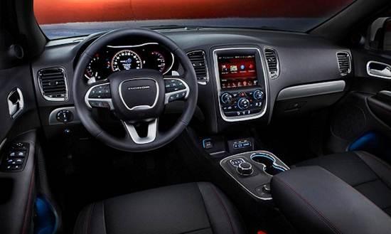 2016 Dodge Durango Citadel Specs