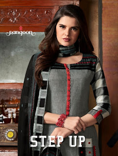 Kessi Step Up  Kurtis with palazzo and duptta