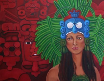 Isabel hija de Moctezuma