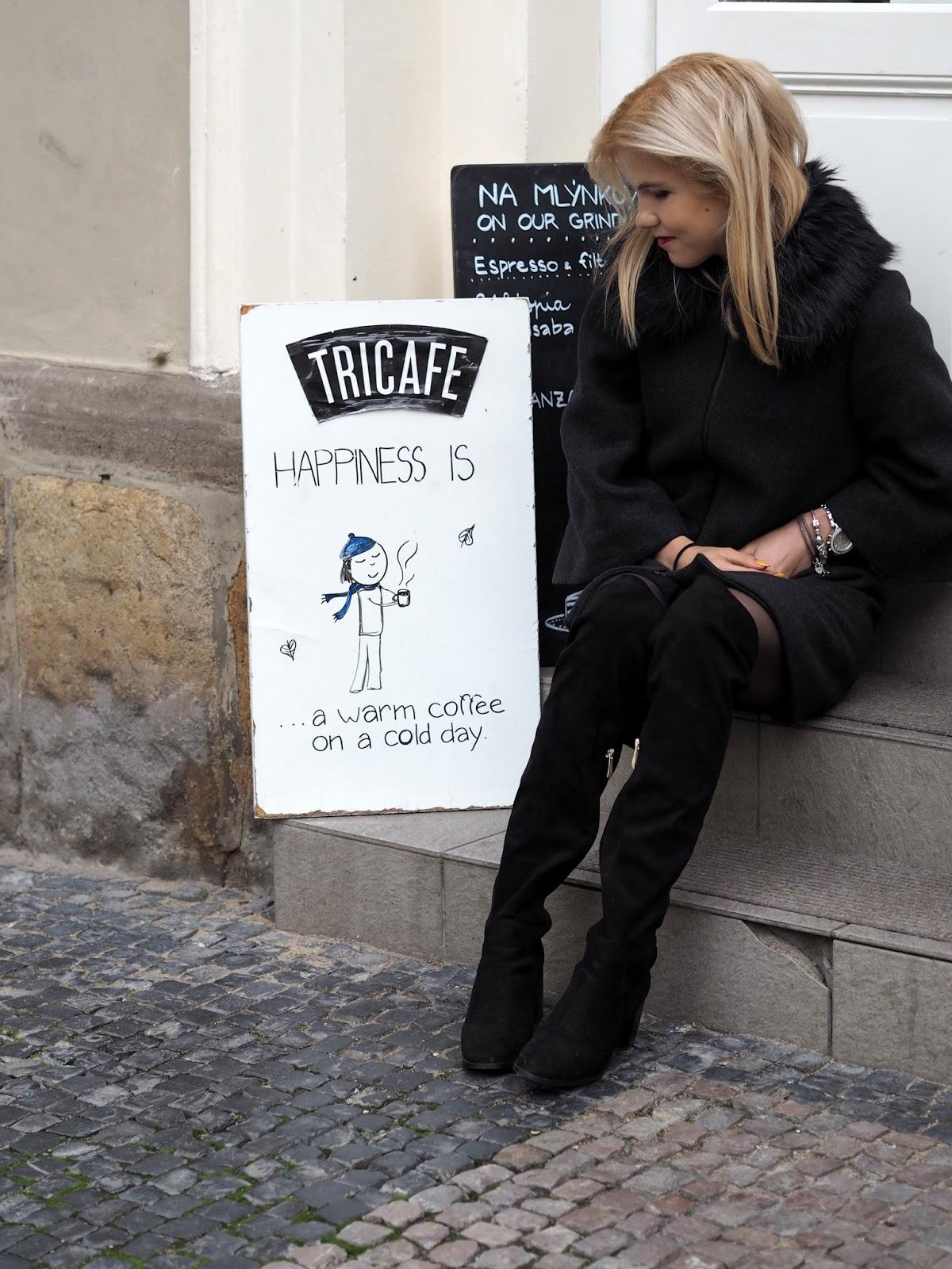tricafe praha 1 kavárna