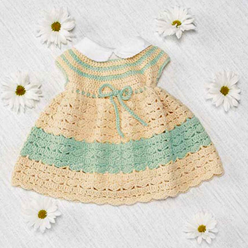Easter Dress - Free Pattern