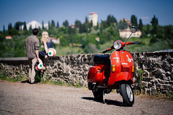 Passeios pela Toscana