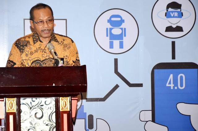 Gandeng UNIDO, Indonesia Motori Rencana Aksi Industri 4.0 di Bali