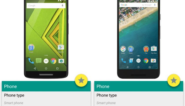 تطبيق جديد يقوم بمقارنة الهواتف و معرفة ادق التفاصيل بينهم