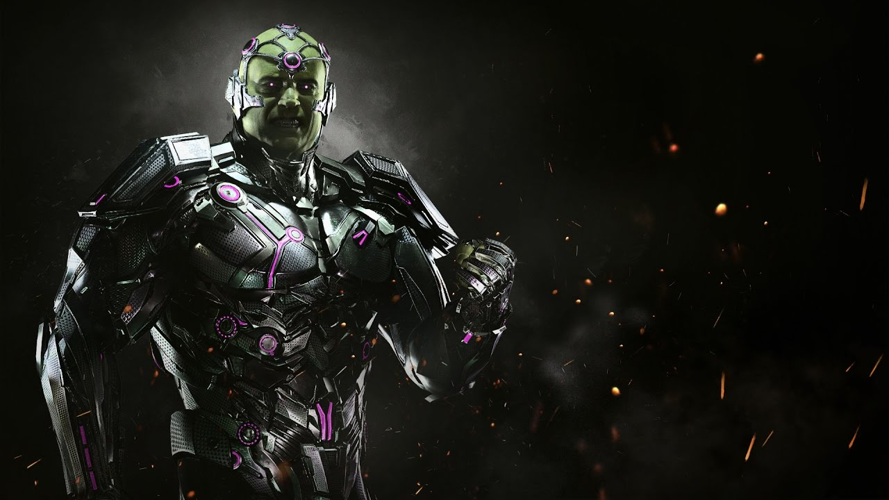 Krypton : Blake Ritson Cast As Brainiac.