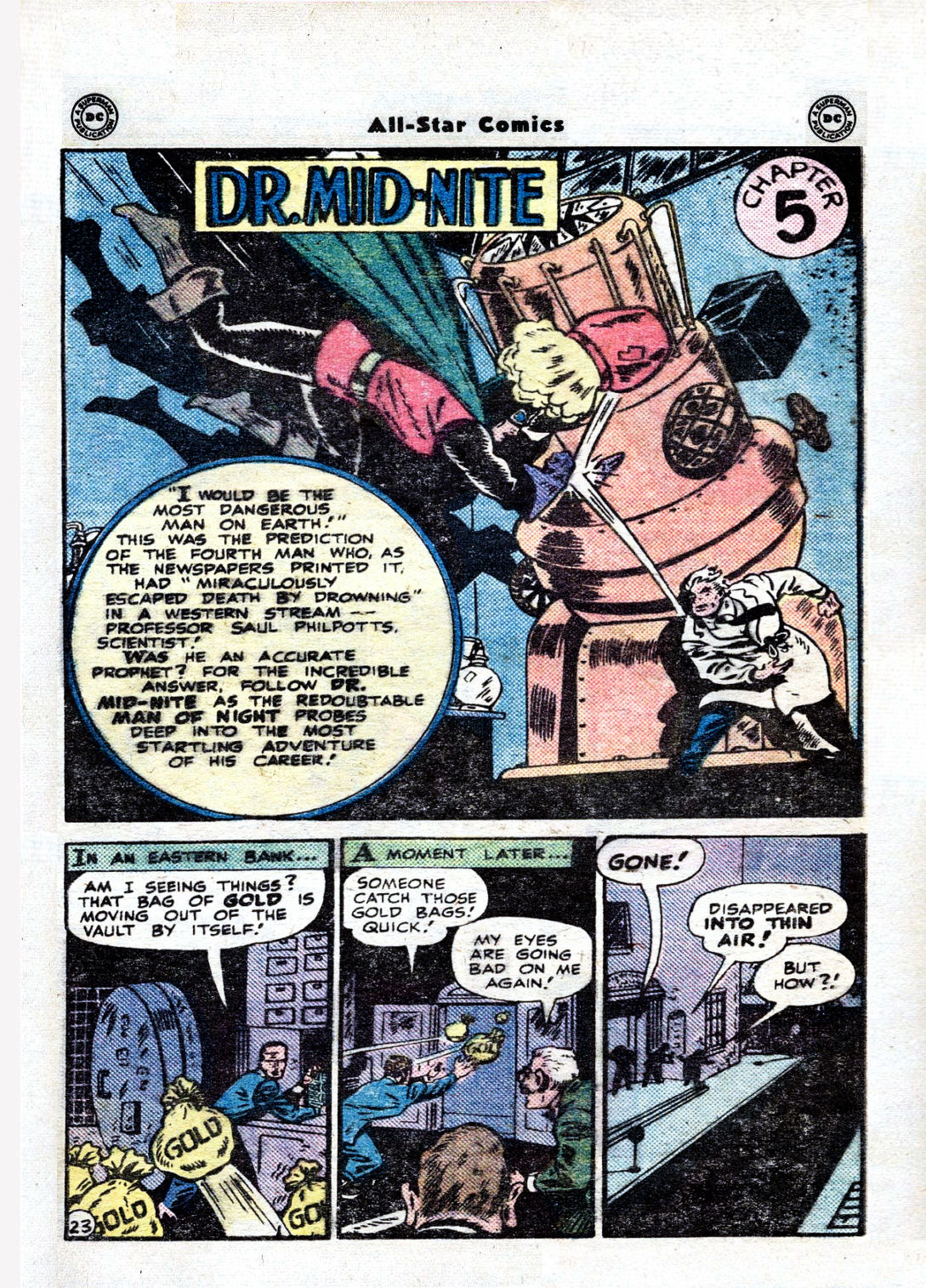 Read online All-Star Comics comic -  Issue #36 - 28