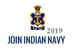 Indian Navy Chargeman Vacancy 2019