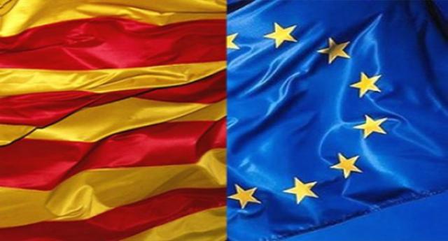 Catalunya y Europa