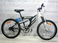 20 Inch Wimcycle Scorpion Single Speed Junior Mountain Bike