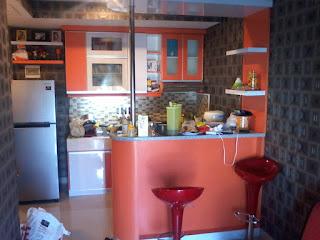 Jasa Kitchen Set Apartemen