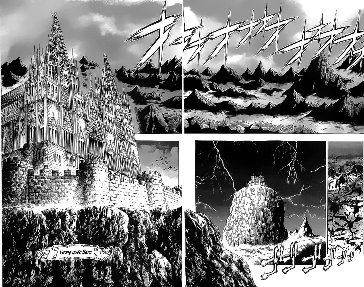 Fire Emblem - Hasha no Tsurugi chap 032 trang 35